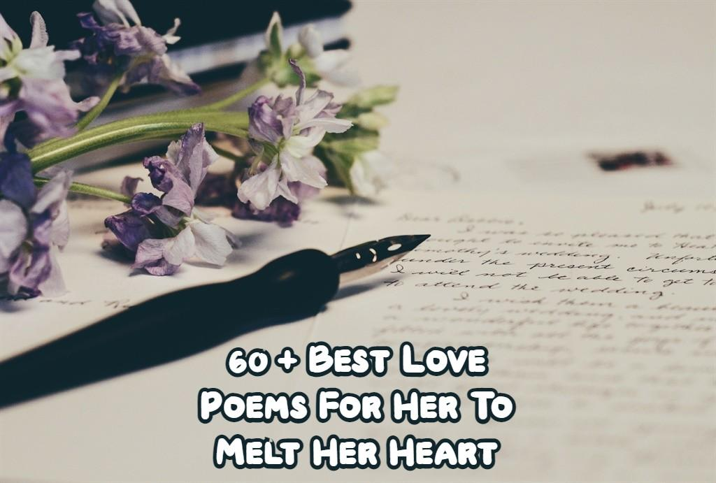 Best Love Poems For Her
