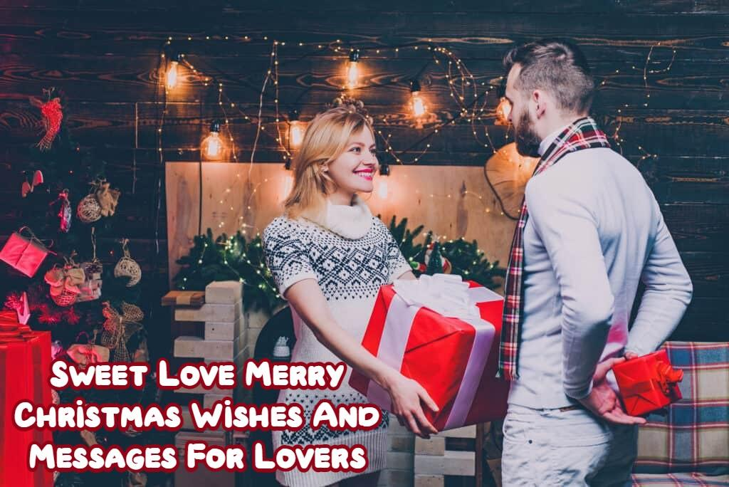 Love Merry Christmas Wishes